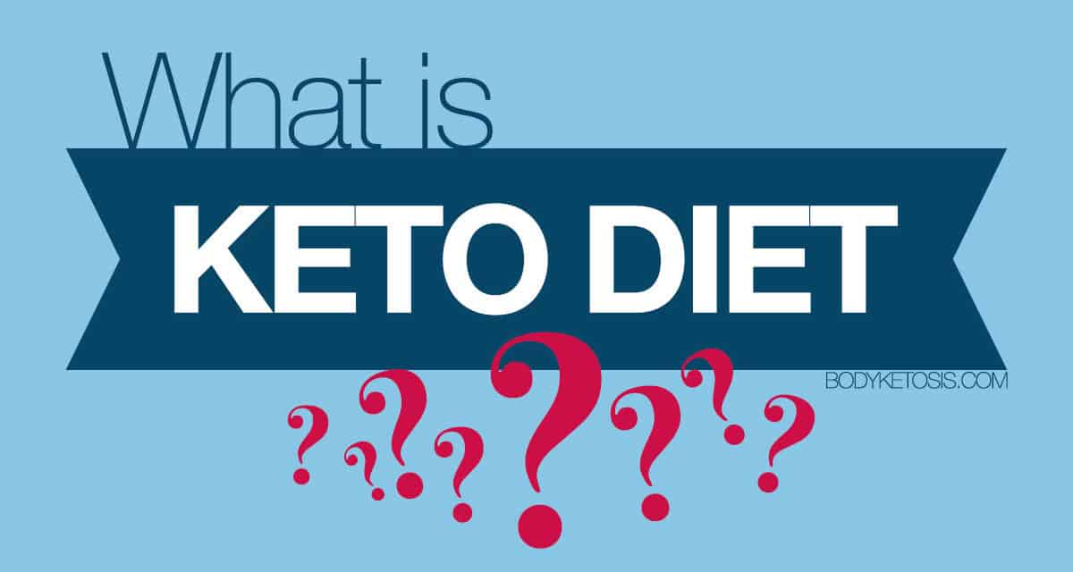 Your body explained: What is the ketogenic diet?