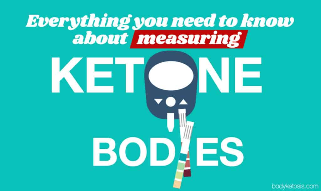 Measuring ketone bodies