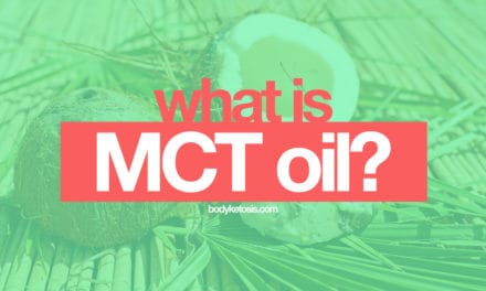 What is MCT oil? Everything you need to know guide