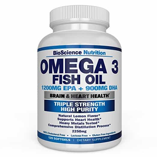 omega 3 essential keto supplement