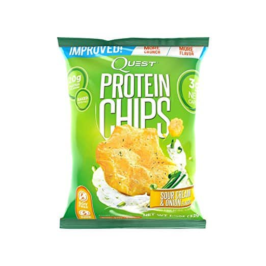protein chips keto snack
