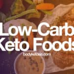 Ultimate Keto Diet Food List: Eat This, Not That  (Incl. Printable Keto Grocery List)