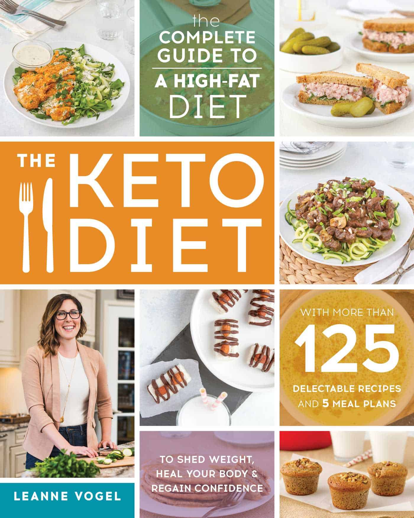 Top 6 Best Ketogenic Diet Book Reviews Of 2018 To Help You Master