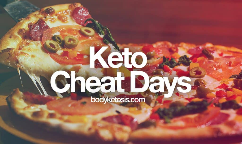 effects of cheating on keto diet