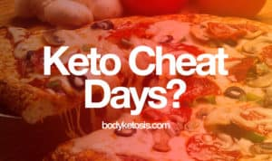 can i do keto cheat day