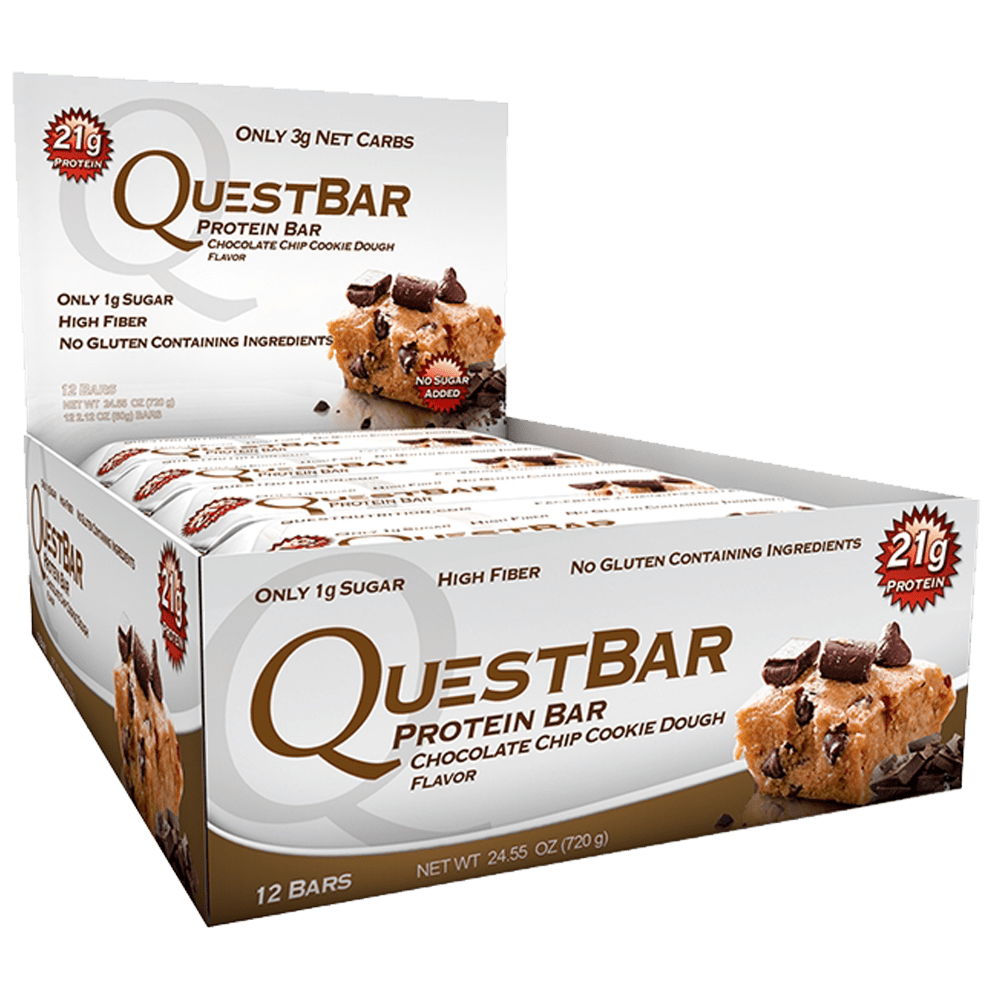 quest bar keto
