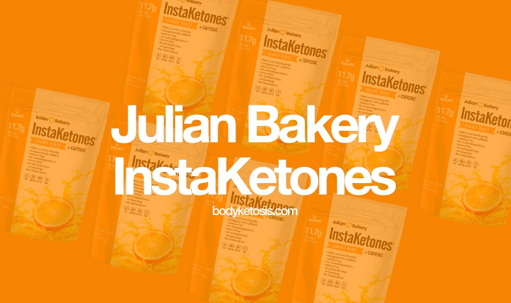 Full Julian Bakery InstaKetones Review 2018 (What You Need To Know)