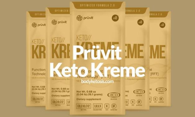 Prüvit Keto Kreme Review 2018 (Don't Buy BEFORE Reading This)