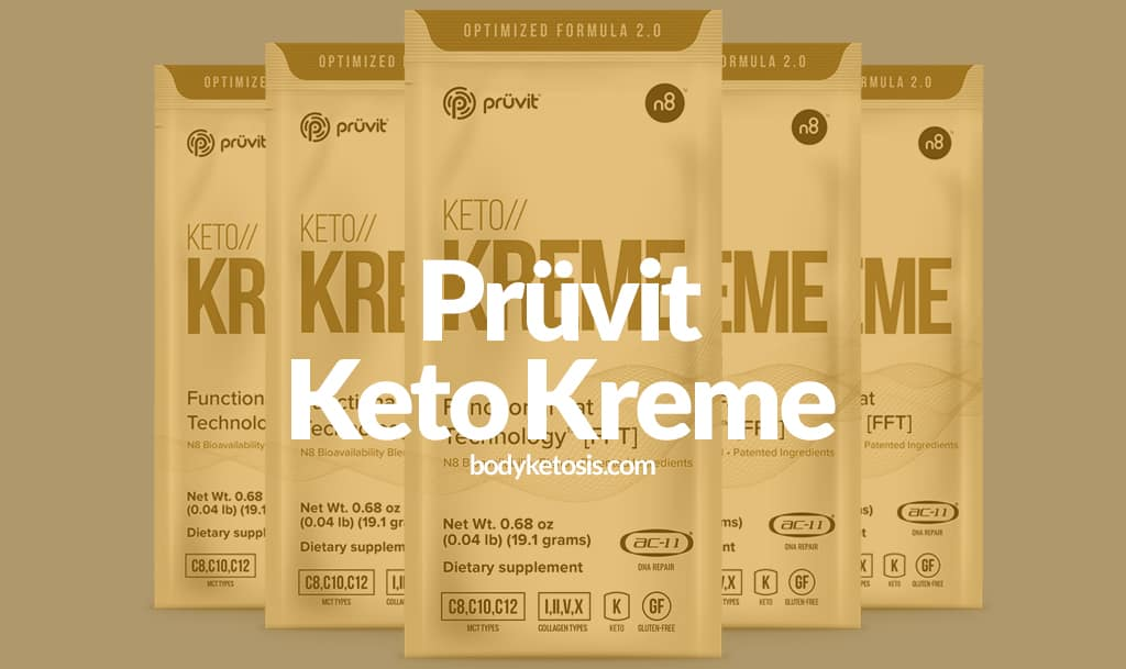 Prüvit Keto Kreme Review 2018 (Don't Buy BEFORE Reading This)