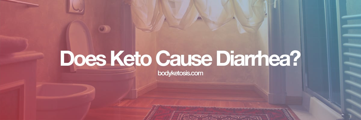 does keto cause diarrhea