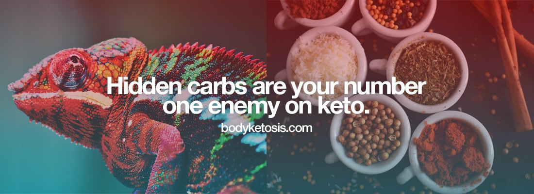 hidden carbs keto hunger