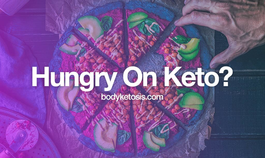 hungry on keto