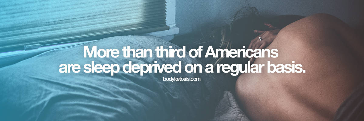 americans sleep deprived