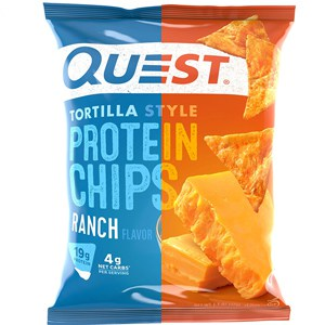 keto snack quest protein chips