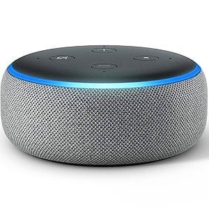 keto gift amazon echo dot