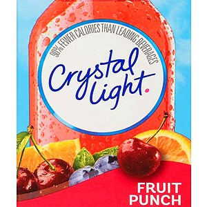 keto snack crystal light