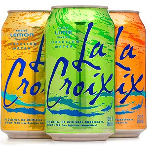 keto snacks lacroix water