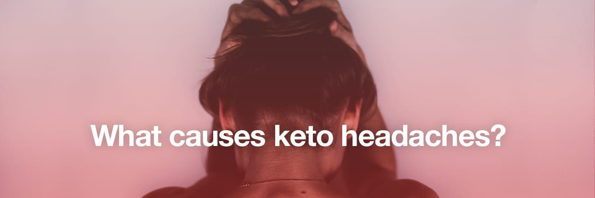 what causes keto headaches