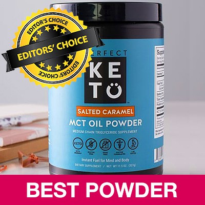 best mct oil powder for keto