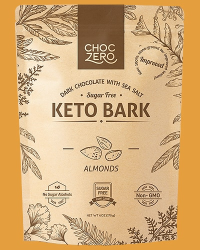 choc zero keto chocolate