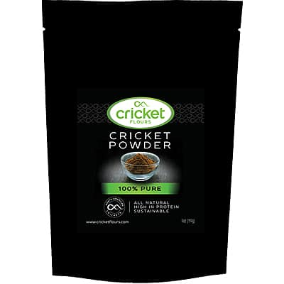 cricket powder keto flour