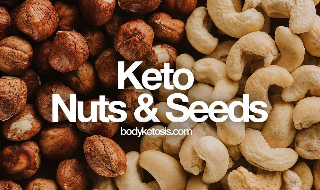 keto nuts and seeds best