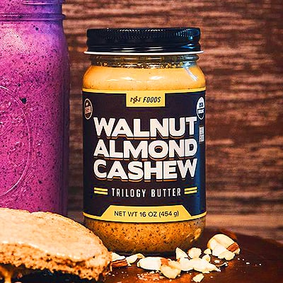 onnit trilogy nut butter
