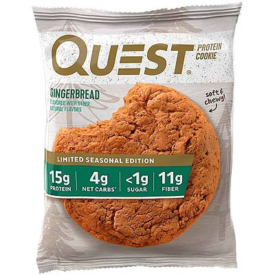 quest cookie keto friendly