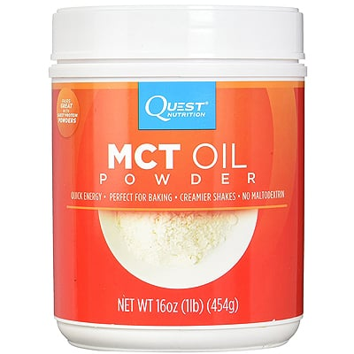 quest mct oil powder keto