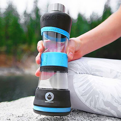 smart water bottle keto gift