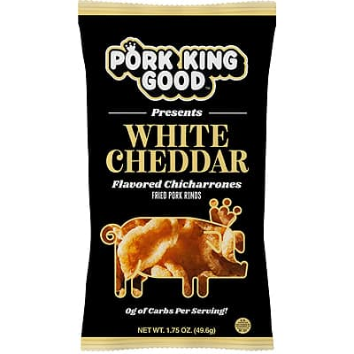 Pork King Pork Rinds keto friendly