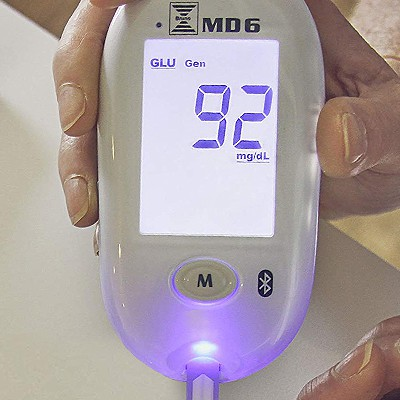 bruno pharma md6 blood ketone meter