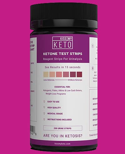 kissmyketo keto test strips