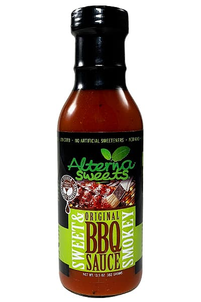 alterna sweets low carb bbq sauce