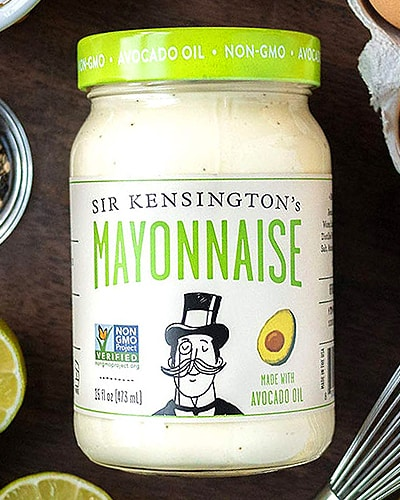 sir kensingtons avocado oil mayo keto friendly