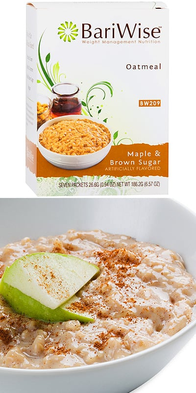 BariWise Low-Carb Oatmeal ketor