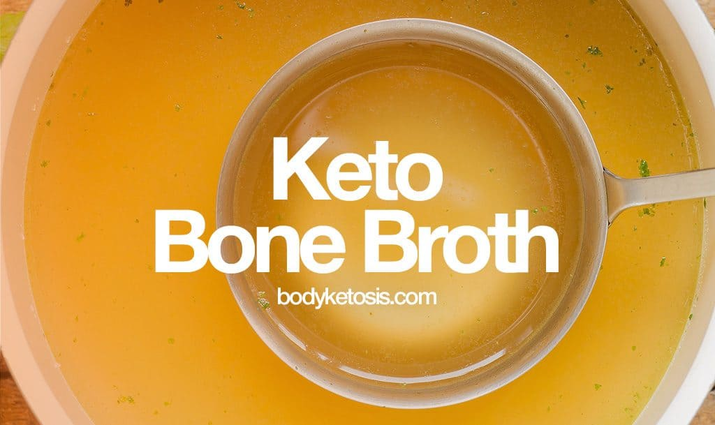best bone broth for keto diet