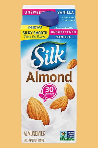 silk almond milk keto cereal buddy