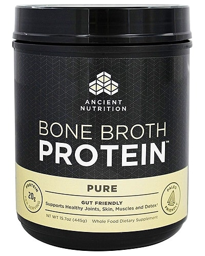 ancient nutrition bone broth protein for keto diet