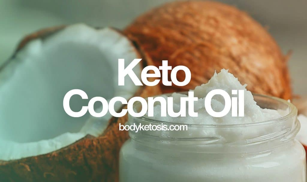 best keto coconut oil