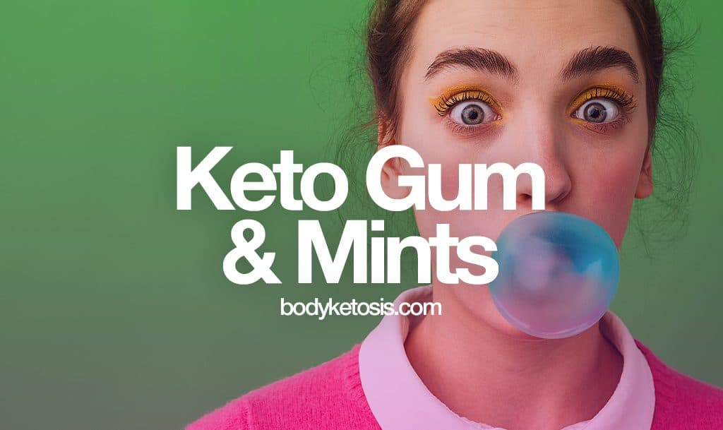 best keto gum and mints