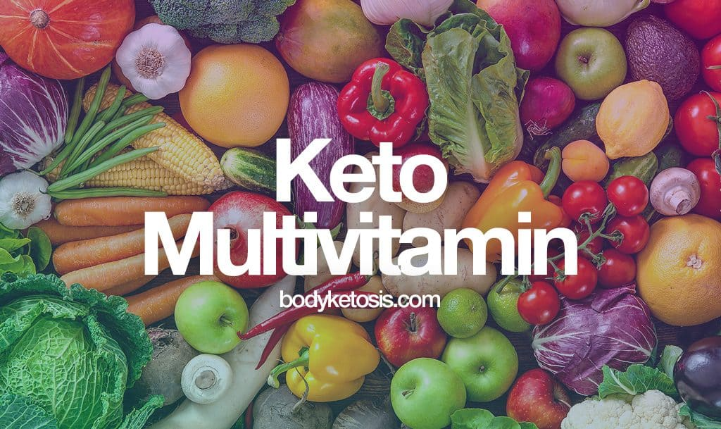 best multivitamin for keto