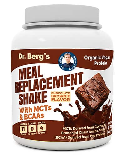 dr berg keto meal replacement shake