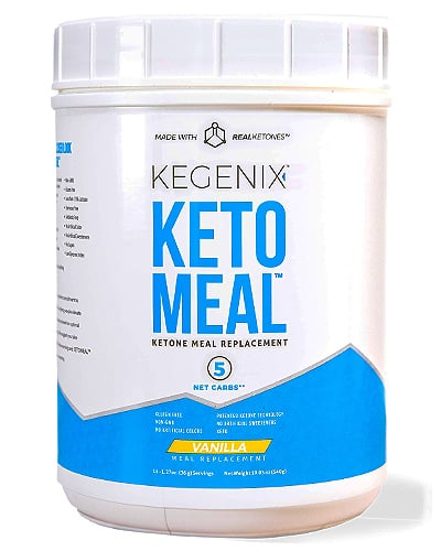 kegenix keto meal shake
