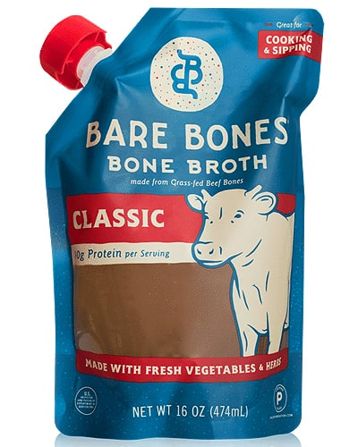 keto bone broth bare bones