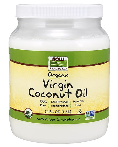 now foods organic virign oil for keto