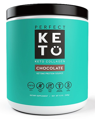 perfect keto collagen powder for keto diet
