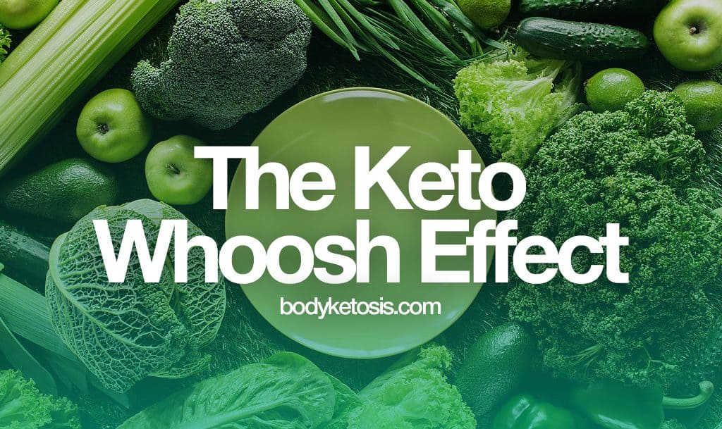 what is keto whoosh effect