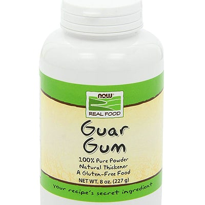 now foods guar gum