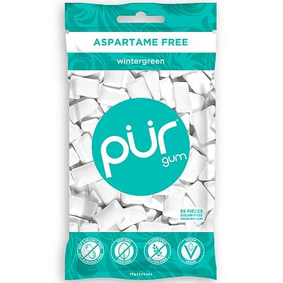 pur gum for keto